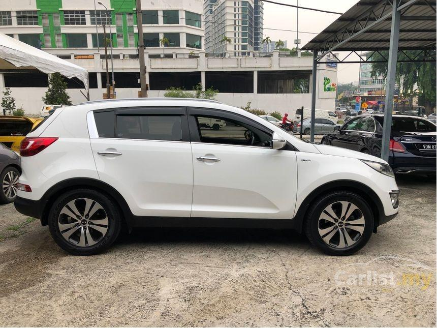Year Made 2013 Kia Sportage 2.0 SL (A) One Owner Full Kia Service Record-Mileage 78K KM only.   http://wasap.my/601110315793/Kiasportage2013