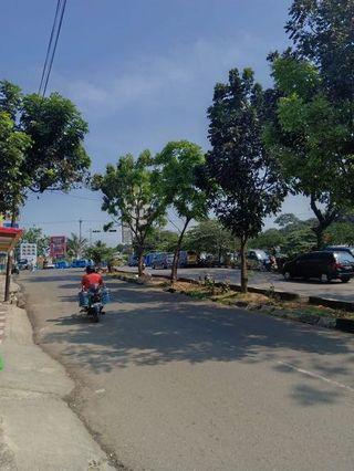 Dijual cepat ruko 2 lantai di pinggir jalan pemda Bogor (Cibinong)