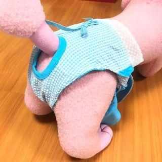 「出清」寵物生理褲
