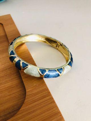 《手飾》彩釉光藍手環