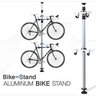 Dual Bicycle Tower Rack / Dual Bicycle Tower Stand / Dual Bicycle Tower Pole / Dual Bike Rack / Dual Bike Stand / Bicycle Rack / Bicycle Stand / Bike Rack / Bike Stand / Dual Bike Pole / Dual Bicycle Rack / Dual Bicycle Stand / Dual Bicycle Pole