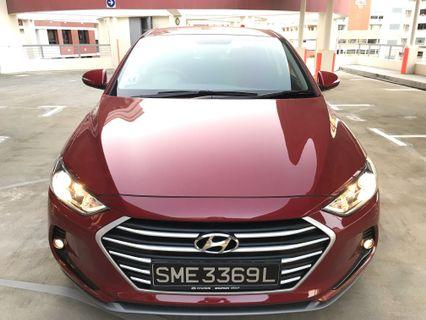 Hyundai Elantra 1.6A GLS S Auto
