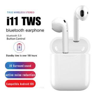 i11 TWS Airpods / i11 TWS / Airpods / i11 Bluetooth Earphone / i11 Bluetooth Headset / i11 Bluetooth Earbuds