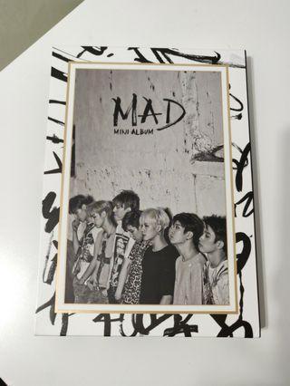 GOT7's MAD Album (Vertical Version)