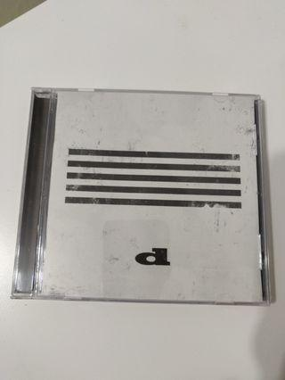 Big Bang's MADE Album (D Version)