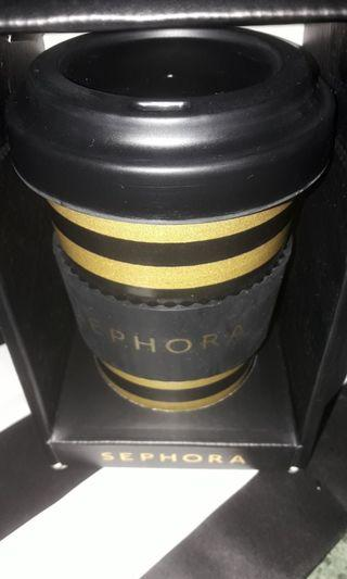 Limited Edition Gold Black Sephora Mug