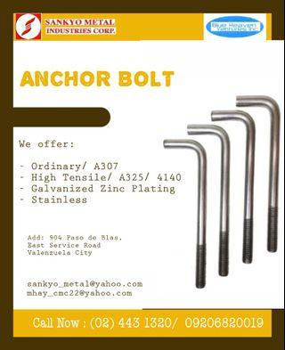 anchor bolt - View all anchor bolt ads in Carousell Philippines
