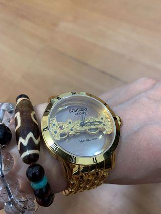 Bossway機械錶(降價囉!)