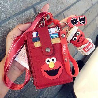 Sling Card holder coin purse