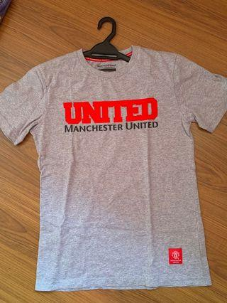 Manchester United Cotton T-Shirt