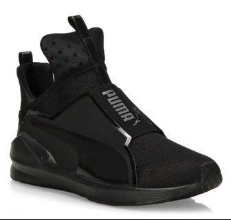 Puma Fierce Black W7