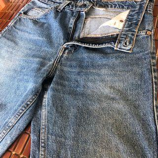 Vintage Levi's 505 水洗牛仔褲 橘標 W30