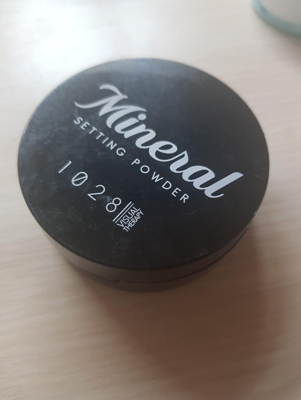 1028鮮磨礦物蜜粉 光透膚