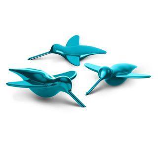 美國Fred & Friends蜂鳥造型圖釘(Humtacks - Pushpins)