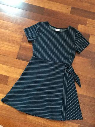 Girls Stripe Dress