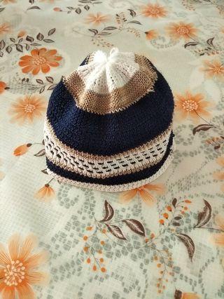 Baby Boy's Penci/Kopiah/Cap