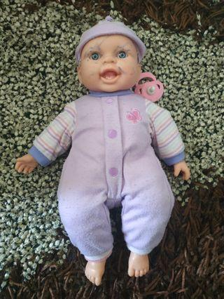 Tinkers baby doll