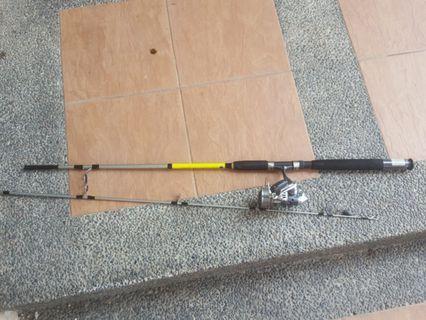 Fishing rod Shimano 2500fd