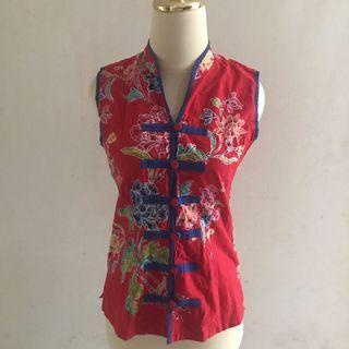 Batik Melati blouse