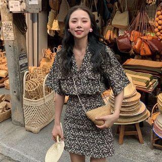 【預購】復古襯衫套裝 1+1