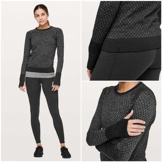 BNWT Lululemon Rest Less Pullover Size 8