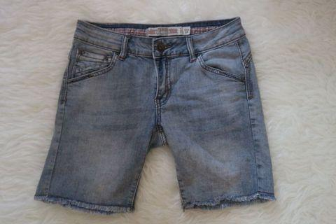 PO Box Core Denim Hotpants || Celana Jeans Hotpants
