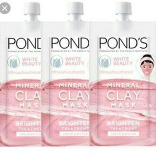 Mineral Clay Mask Ponds