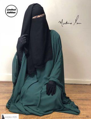 Madina Paris Three Layer Niqab