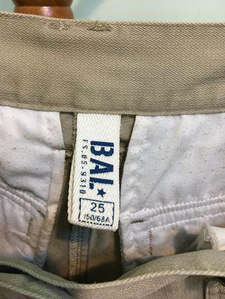 米白牛仔褲
