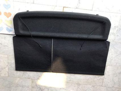 2008, 2009 Nissan Latio hatchback original rear boot cover