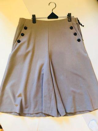 Giordano ladies 2018 褲裙, 原價2980