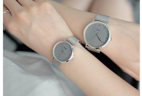 經典羅馬米蘭帶錶