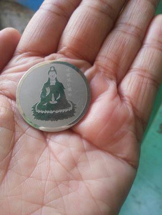 Amulet dewi Kwan im