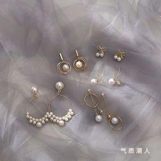 Good Quality 5 in 1 set Korea Earings