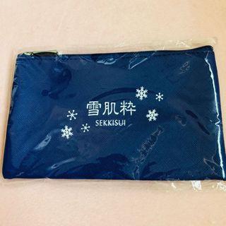 免費贈-雪肌粹小化妝包