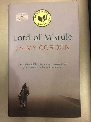 Lord of Misrule by Jaimy Gordon