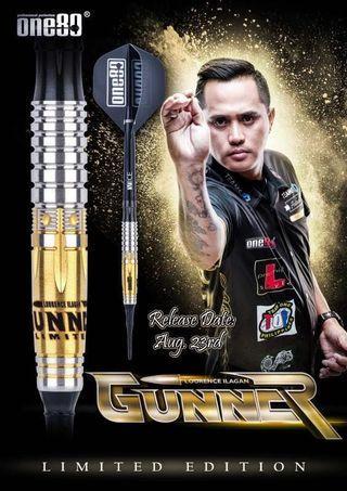 One80 Gunner Limited Edition • SGDARTS