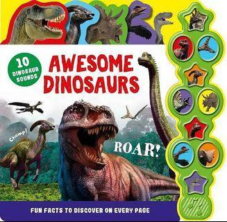 awesome dinosaurs BBW