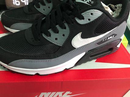 Nike air max 90 灰  27cm