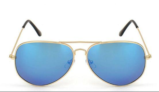 Sunglasses 🕶 Kacamata dual color bluish purple