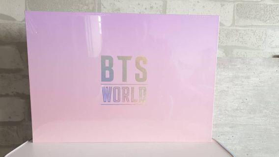 [Ready Stock] BTS World OST LImited Package