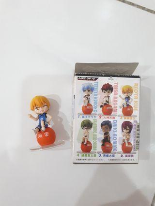 Kuroko no Basket Ryota Kise CharaPucchi mini figure
