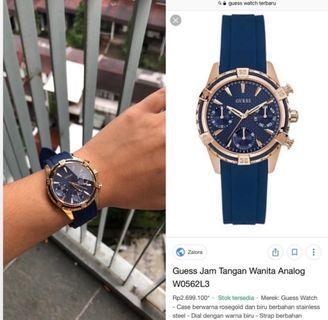 Jam tangan guess ori ya
