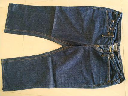 Levi's silvertab made in canada