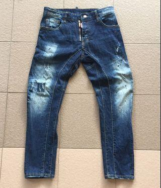 Authentic Dsquared2 jeans Italy like new