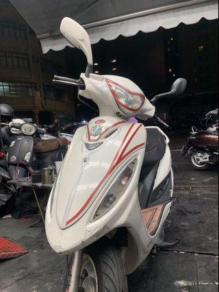 光陽 125 便宜代步車