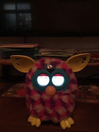 Furby 菲比小精靈 互動