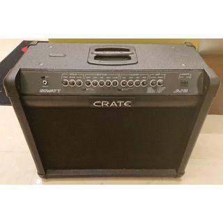 二手Crate 212GLX 120瓦電吉他音箱