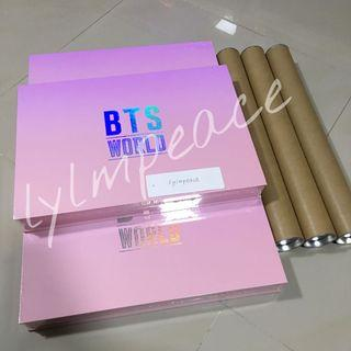 [Arrival] BTS World Limited Edition Package