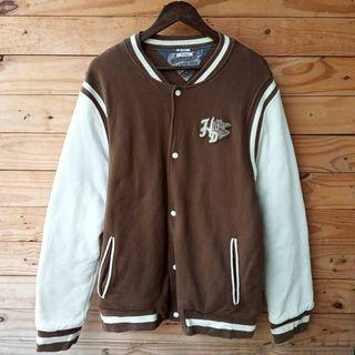 Varsity Jacket sweater hilfinger denim